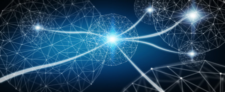 Futuristic data network