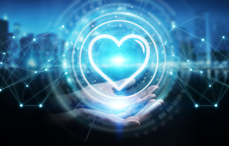 blue light online dating