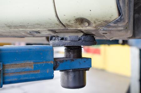 maintenance parts of car