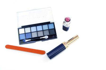 Make up for women 版權商用圖片