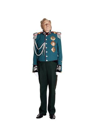 watchman: General of the General Staff of the army of the nineteenth century