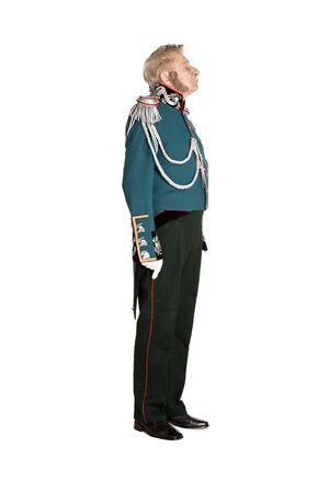 sentry: General of the General Staff of the army of the nineteenth century