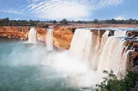 Chitrakote Wasserfälle