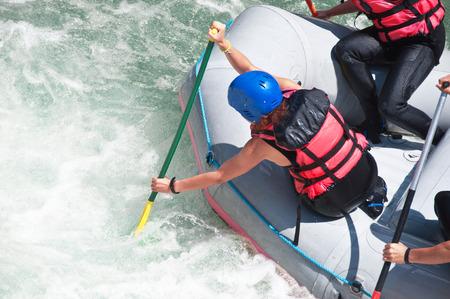 Rafting so extrem und Fun-Sport