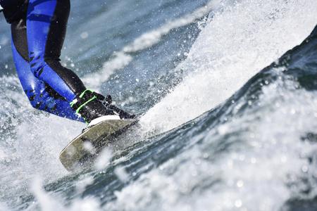 despertar: Wakeboard como deporte extremo y divertido