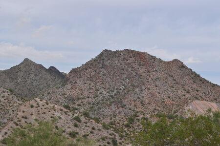 Dreamy Draw Arizona, Mountain and Sky