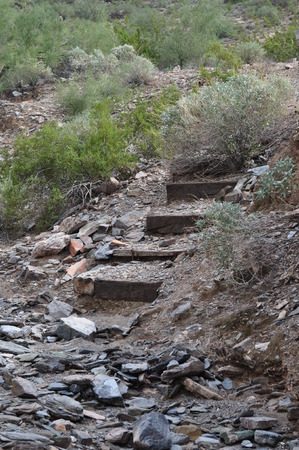 Dreamy Draw Arizona, Stairway to No Where