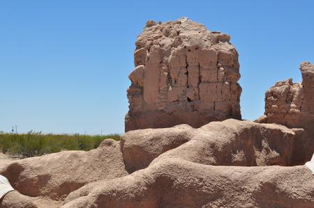 grande: Casa Grande Ruins, standing tall