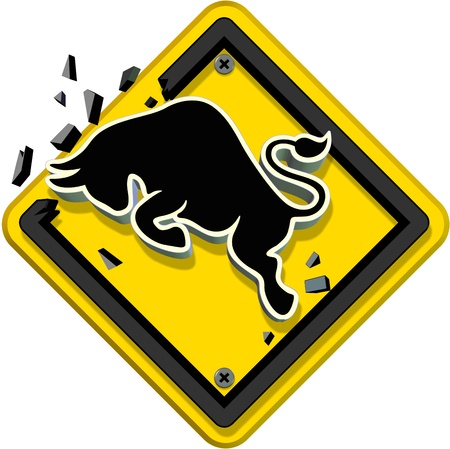 Animal Sign Three dimension style and high quality image Stock Photo