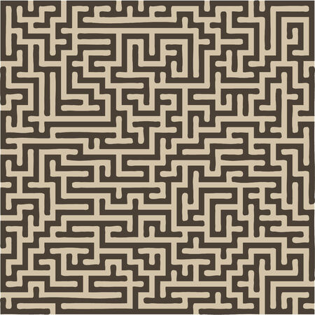 intricacy: brown vector abstract background