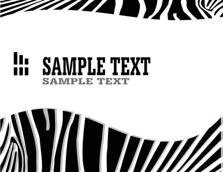z�bres: vecror z�bre fond abstrait avec du texte Illustration