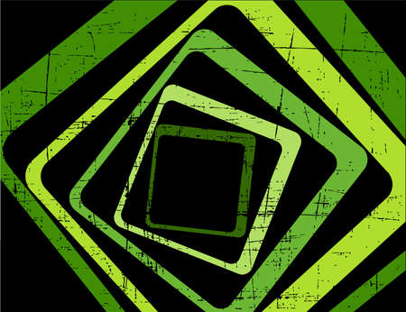 the vector retro grunge background Vector