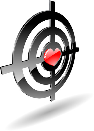 the abstract target