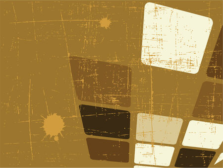 vanish: the brown vector abstract background