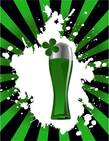 the vector glass of beer Stock Vector - 6481147