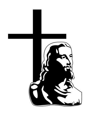 confirmation: el jesus  Vectores
