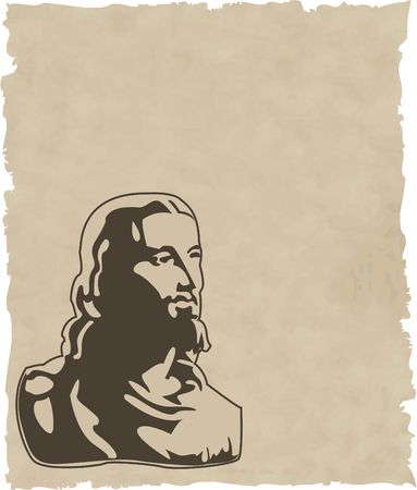 bautizo: el jesus  Vectores