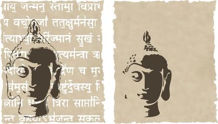 cabeza de buda: el Buda