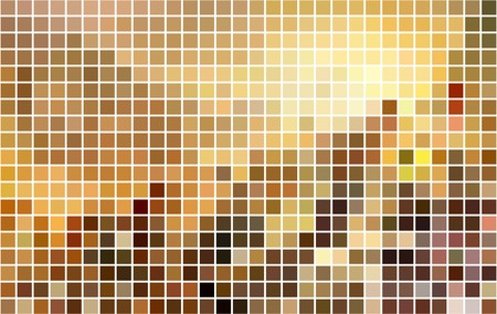 brown abstract background Stock Vector - 7331969