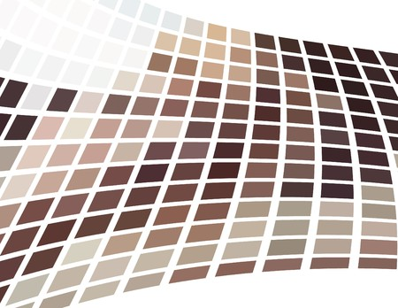 the depth: brown abstract background