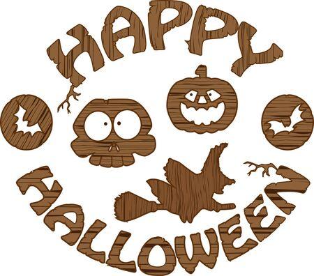 the Halloween  designs image Stock Photo - 7781930