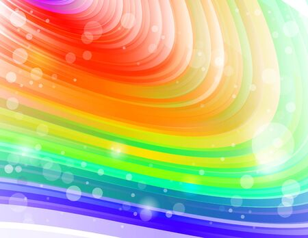 the colorful abstract background   photo