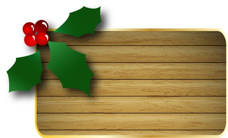 the vector Christmas and New Year banner Stock Photo - 8576846