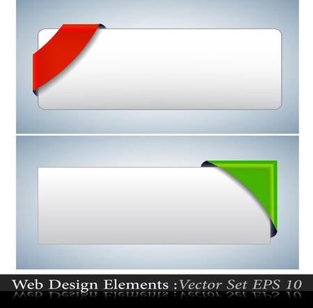 nastro angolo: Il Set di nastro colorato angolo