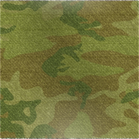 military uniform: abstract camouflage pattern background  Illustration