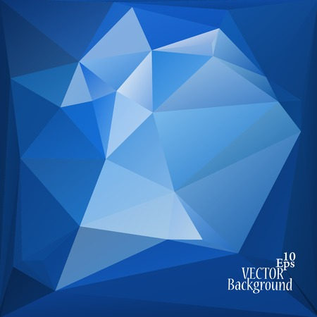 Abstract geometric background for use in design Illustration