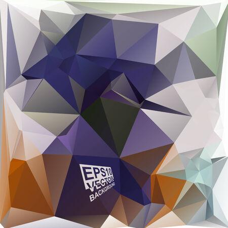 verde y morado: Multicolor (azul, naranja, verde, p�rpura, violeta) Plantillas de dise�o. Geom�trico Fondo Moderno Triangular abstracta. Vectores