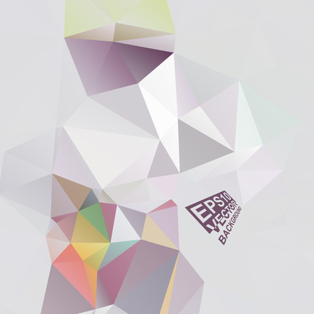 creative background: Multicolor ( Rose,Purple,Violet,Gray,Green ) Design Templates. Geometric Triangular Abstract Modern Vector Background.