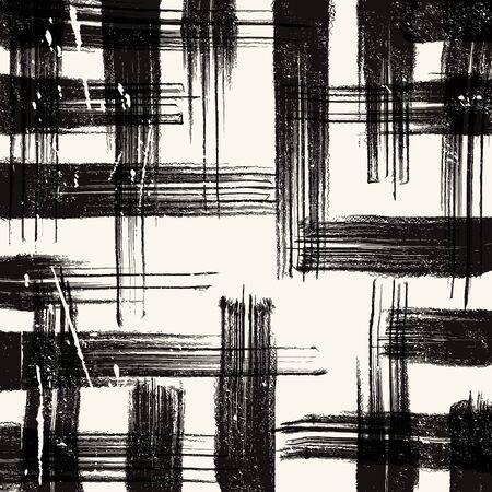 abstract art background: Grunge grid background. Abstract grunge decoration. Art ink grunge. Brush stroke grunge element. Grunge vector illustration.