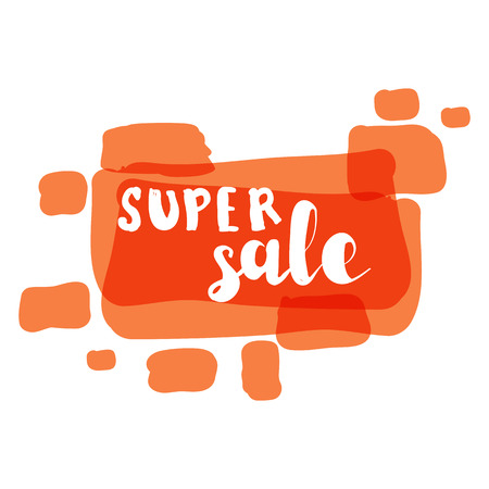 Flat color rectangle design big sale stickers. Vector illustrations for online shopping, product promotions, website and mobile website badges, ads, print material.