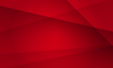 Material design red color. Abstract background. Vector illustration.