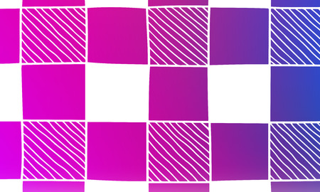 Abstract square vector color gradient background illustration
