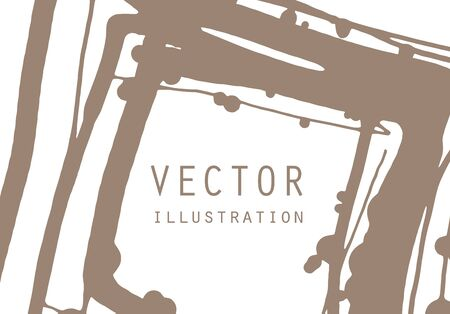 Artistic creative universal cards. Hand Drawn textures. Japanese style. Design for poster, card, placard, brochure, flyer Vector Illustration.