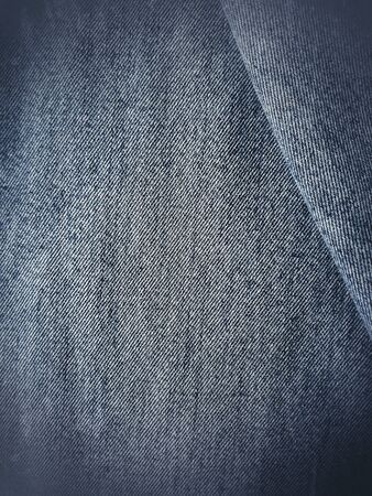 jeans: Grunge pattern of closeup old denimjeans texture.