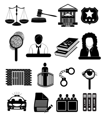 law court and justices