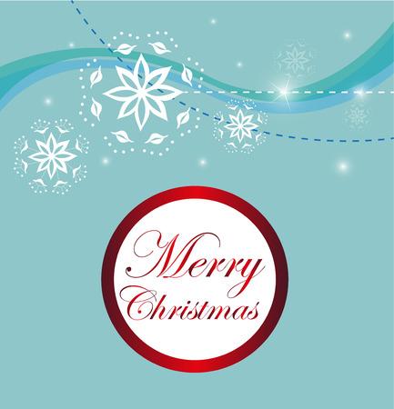 merry christmas background Ilustração