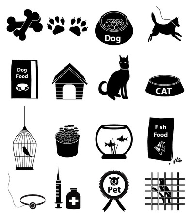 애완 동물 아이콘을 설정