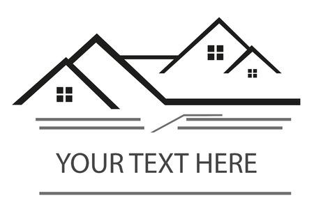 Real estate  イラスト・ベクター素材