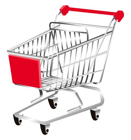 쇼핑 카트 일러스트