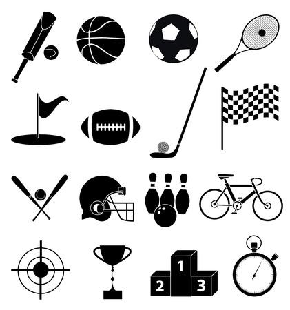 스포츠 아이콘 설정