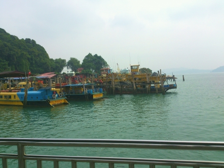 Fisherman ship
