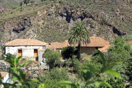 gran canaria: huis, Gran Canaria, Spanje