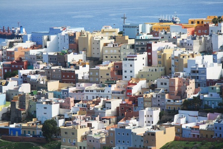 Las Palmas,Gran Canaria,Spain Stock Photo