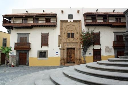 casa colon: casa de colon,Las Palmas,Gran Canaria