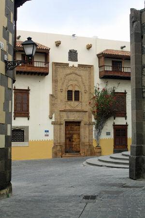 casa colon: casa de Colon,Las Palmas,Gran Canaria,Spain