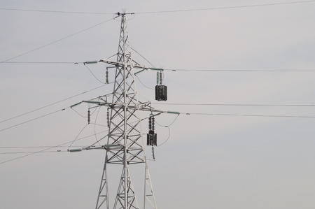 compensatory: Compensatory loads on the wires of high-voltage power lines